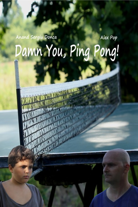 Damn You, Ping Pong! - Official Poster