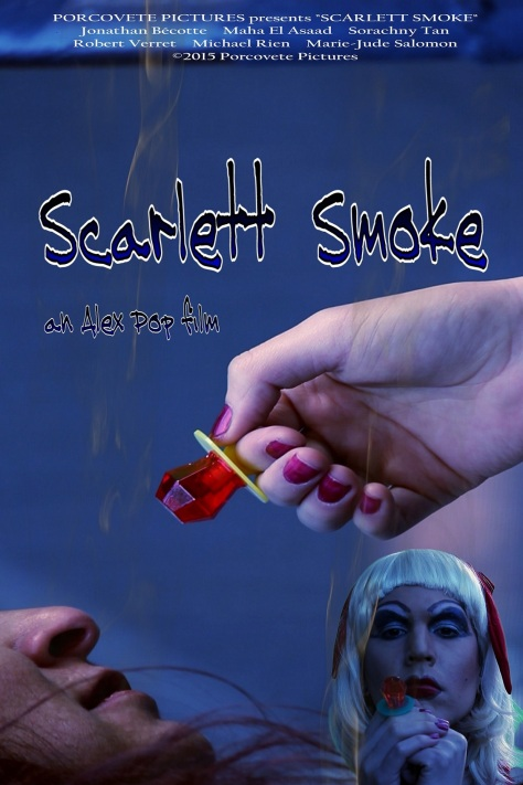 Scarlett Smoke Official Poster