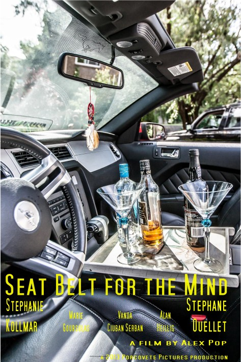 Seat Belt for the Mind - Official Poster
